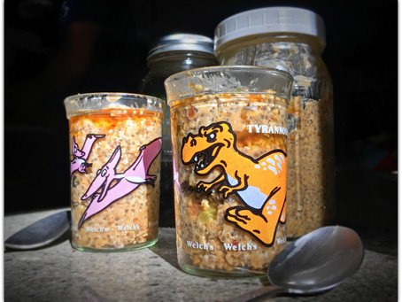 The Rumbly Tummy: 24 Hour Oats