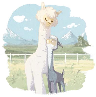 Vignette illustration