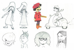 Character Designs