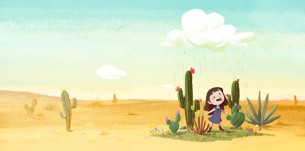 Thirsty Desert
