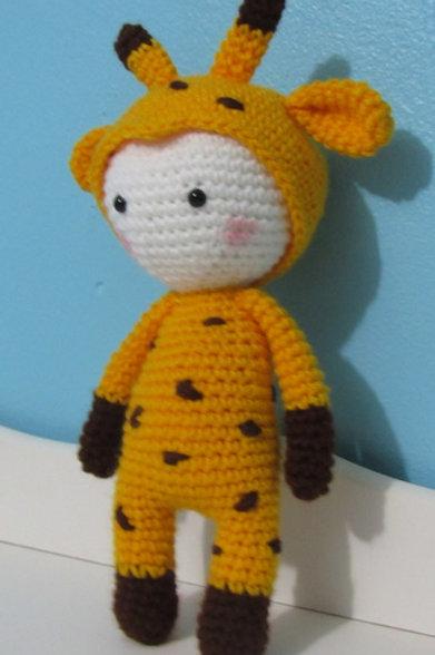 Girafinha Doll