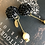 Thumbnail: A20096  2021 AW BUTTONシリーズ イヤリング