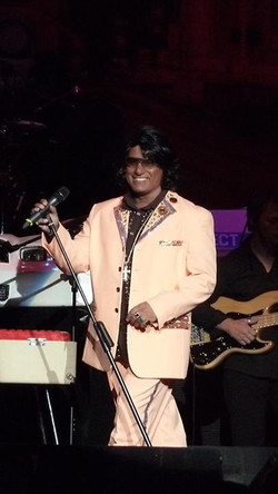 James Brown Tribute