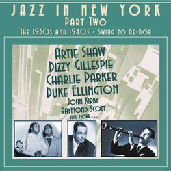 Jazz In New York II: The 1940s