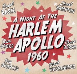 A Night At The Harlem Apollo 1960