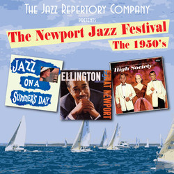 Newport Jazz Festival: 1950s