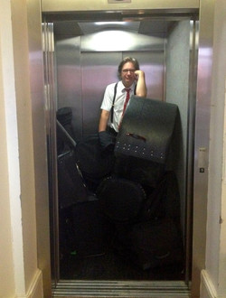 Post Gig Pack Up - Cadogan Hall
