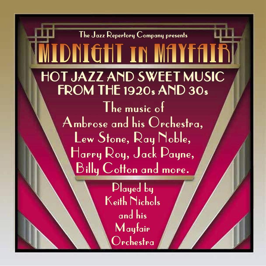 Midnight in Mayfair: 1920s & 30s