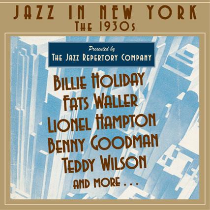 Jazz In New York: The 1930s