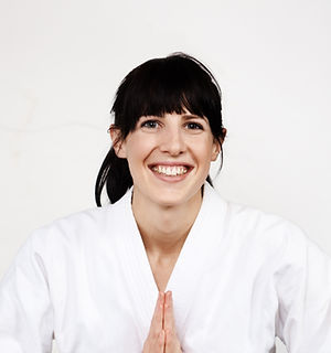 Woman Martial Arts Instructor