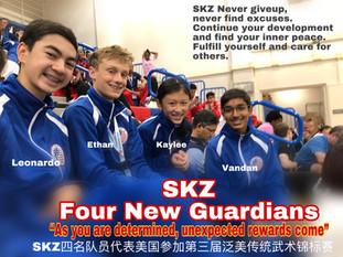 SKZ Four New Guardians 7/12/2019