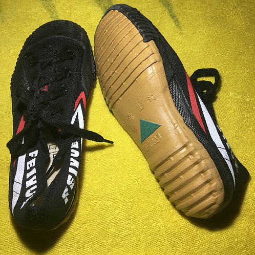 Kungfu Black Shoes