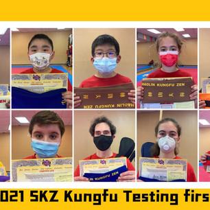 SKZ Kungfu Testing 3/28/2021