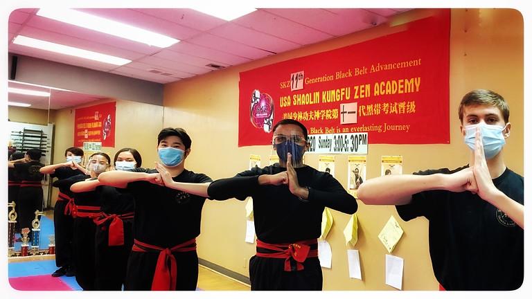 SKZ 11th Generation Black Belt Advancement