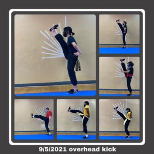 9/5/2021 Overhead Kick
