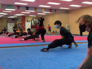 Lift & Slam Staff Training