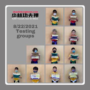 8/22/2021 Testing Groups