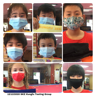 SKZ Kungfu Testing Group