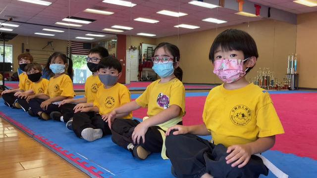 Elite Kids Kungfu Class