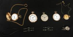 Clocks & Antique Pocket Watches 1