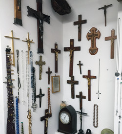 Crucifixes & Rosaries