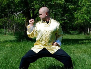 Now Offering Qi Gong Classes