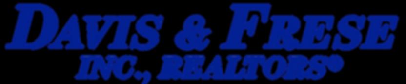 Davis & Frese Inc., REALTORS Logo