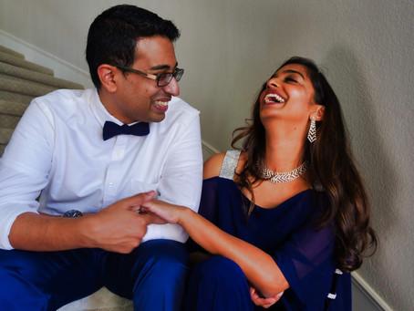 The Engagement Party + Bridesmaids Proposals