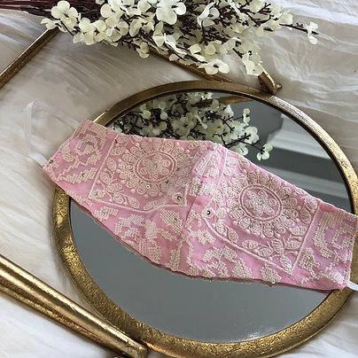 Light Pink + Ivory