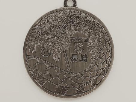 大会参加章メダル