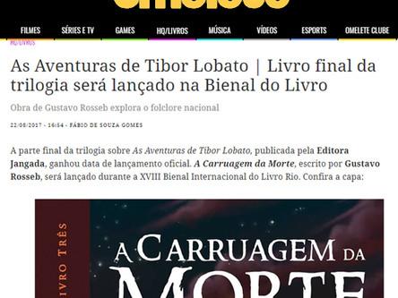 Tibor Lobato no Omelete
