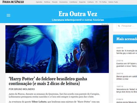 Tibor Lobato é dica de leitura na Folha de São Paulo