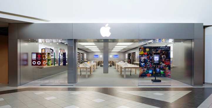 Apple Store, Polo Park Winnipeg Manitoba