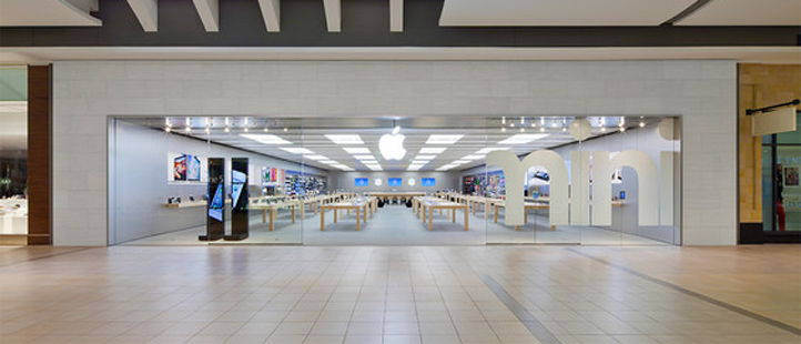 Apple Store, Montreal Quebec