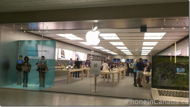 Apple Store, Ottawa Ontario