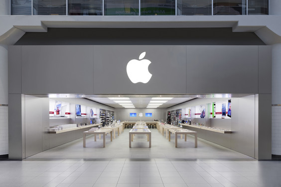 Apple Store, Eaton Centre, Toronto Ontario