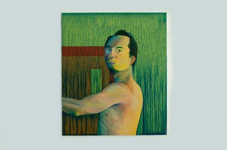 Self-portrait - Look into a mirror