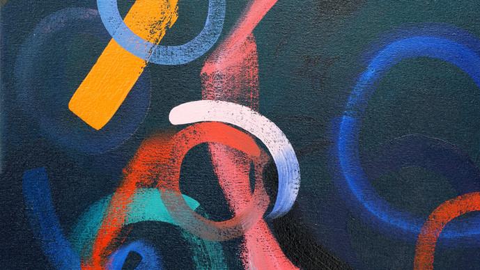 Abstract / 抽象画