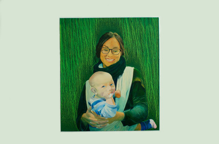 Mother and Child - Vaishali