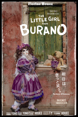 The Little Girl from Burano