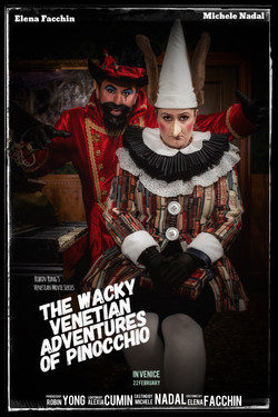 The Wacky Venetian Adventures of Pinocchio