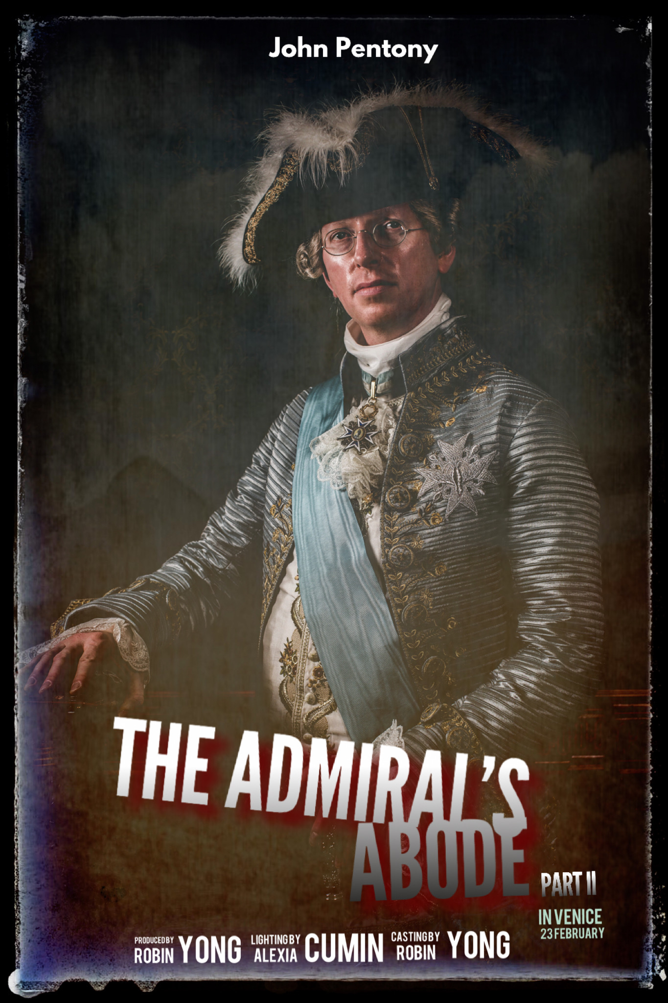 The Admiral's Abode part II