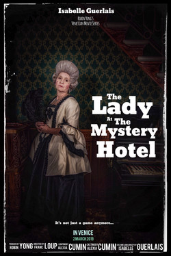 The Lady at the Mystery Hotel