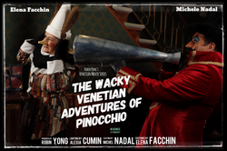 The wacky Venetian Adventures of Pin