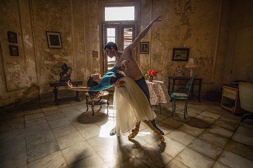 """Havana Dance Story 8"""" x 12"""" Fine Art Photo Print"""