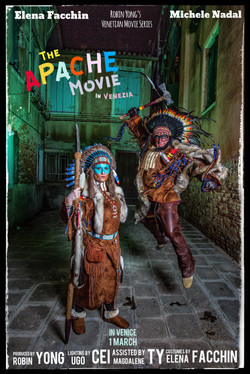 The Apache Movie in Venezia