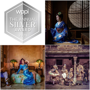 3x Silver Awards at the WPPI 2021