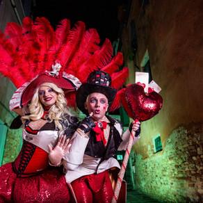 Il Gioco, l'Amore e la Follia  遊戲,愛與瘋狂 ゲーム、愛、狂気