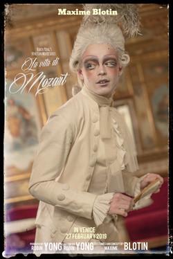 La vita di Mozart