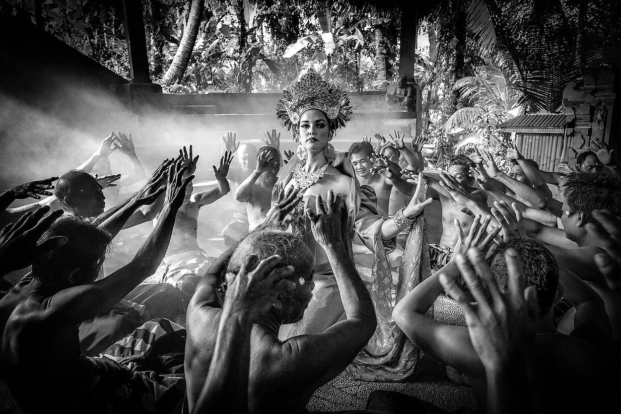 Kecak Dancing - The Ramayana Monkey Chan